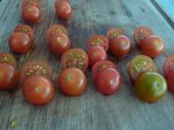 Sucettes tomate fraicheur : Etape 1