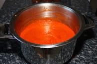 Coulis de tomates fraîches : Etape 2