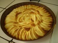 Gâteau aux pommes rapide : Etape 5