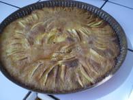 Gâteau aux pommes rapide : Etape 6