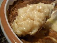 La Teurgoule ou riz au lait au four : Etape 2