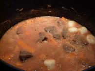 Ragoût de joue de porc aux légumes : Etape 3