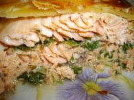 Saumon en croute : Etape 5
