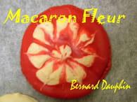 Macarons fleurs ou marbrés : Etape 5