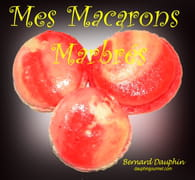 Macarons fleurs ou marbrés : Etape 6