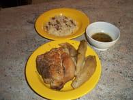 Rouelle de porc à la cocotte : Etape 5