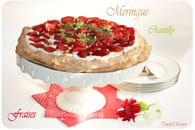 Tarte meringuée aux fraises : Etape 4