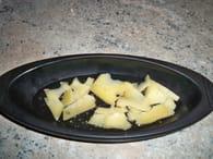 Berthoud au fromage d'Abondance : Etape 2