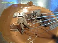 Chocolats au Marzipan aux Pistaches et Amandes : Etape 3
