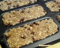 Barres de céréales moelleuses : Etape 3
