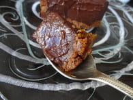 Tarte au chocolat façon danette : Etape 3
