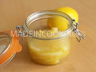 Citrons confits express : Etape 2
