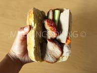 Banh mi, sandwich vietnamien : Etape 3