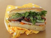 Banh mi, sandwich vietnamien : Etape 4