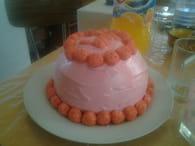 Gâteau d'anniversaire facile : Etape 6