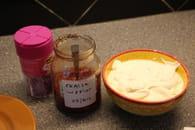 Tartelette aux fraises et crème de citron : Etape 2