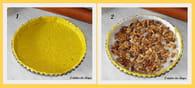 Tarte aux carottes gingembre, cumin et curcuma : Etape 2