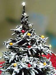 Sapin de Noel en chocolat : Etape 5