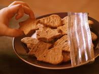 Biscuits de Noël au chocolat : Etape 3