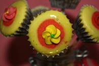 Cupcakes de fêtes : Etape 2
