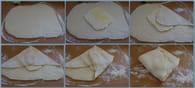 Le cronut, moitié croissant moitié donut : Etape 3