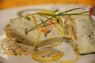 Terrine de poisson aux coquilles St-Jacques : Etape 1