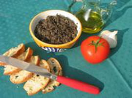 Tapenade maison