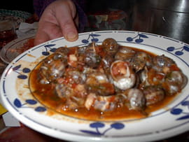 Escargots � la bordelaise