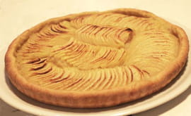 Tarte aux pommes de mamie