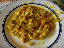 Colombo de poisson la recette facile - Recette de cuisine antillaise facile ...