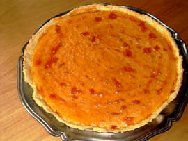 Tarte amandine