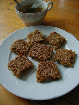 Flapjacks - biscuits anglais