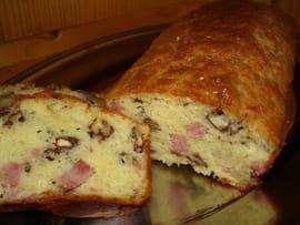 Recette Cake Noix Jambon