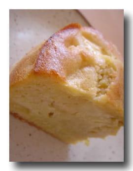 Cake Madeleine Recette