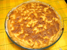 Tarte  l ananas