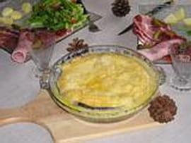 Matouille ou fondue des Bauges La-matouille