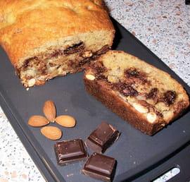 Cake  Ef Bf Bd La Banane Chocolat Facile