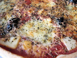 Tarte fa�on pizza