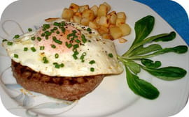 Steak � cheval
