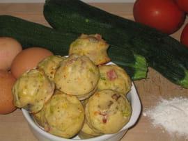 Les petits muffins de l apéritif