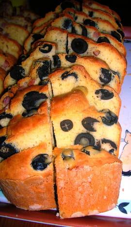Recette Facile Cake Aux Olives