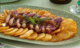 magret-de-canard-sauce-au-miel