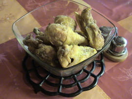 Poulet frit