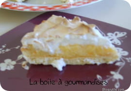 Tarte au citron ou � l orange meringu�e