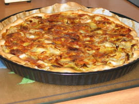 Quiche aux chicons
