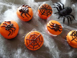 Macarons d Halloween