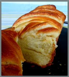 Brioche maison au bon got de beurre