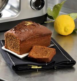 Gâteau au café et citron