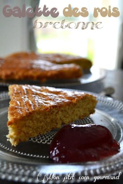 Recette de galette des rois bretonne la recette facile - Recette facile galette des rois ...