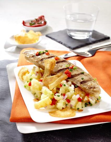 Maquereaux grill s fish and chips la recette facile - Cuisiner des maquereaux ...